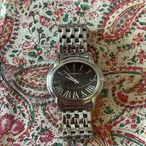 BCBG Stainless Steel Water Resistant Watch